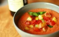 Гаспачо (суп из томатов)